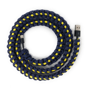 PWRR iPhone Paracord Charger 30""