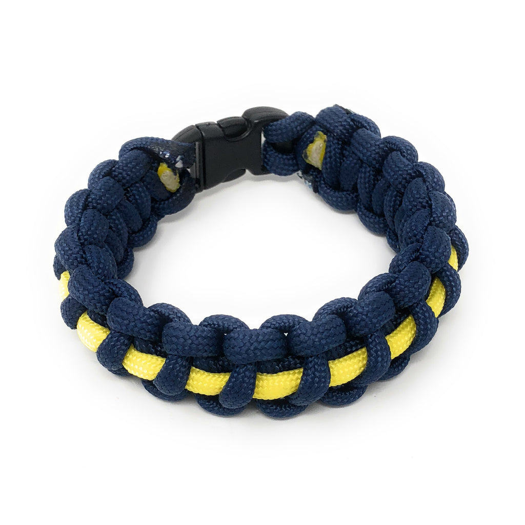 PWRR Paracord Wristband