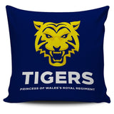 PWRR Cushion with Tiger