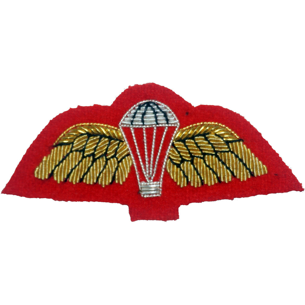 Mess Dress Qualification Badge - Para Wing