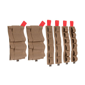 Tasmanian Tiger TT Velcro Loop Organizer Coyote brown