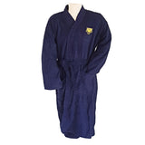 Tigers Blue Dressing Gown