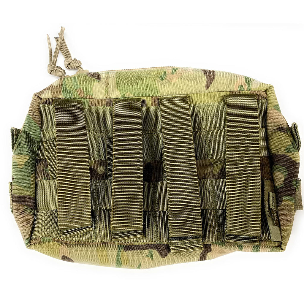 Horizontal Uitlity  Pouch - Multicam