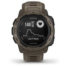 Garmin Instinct Tactical - Tan