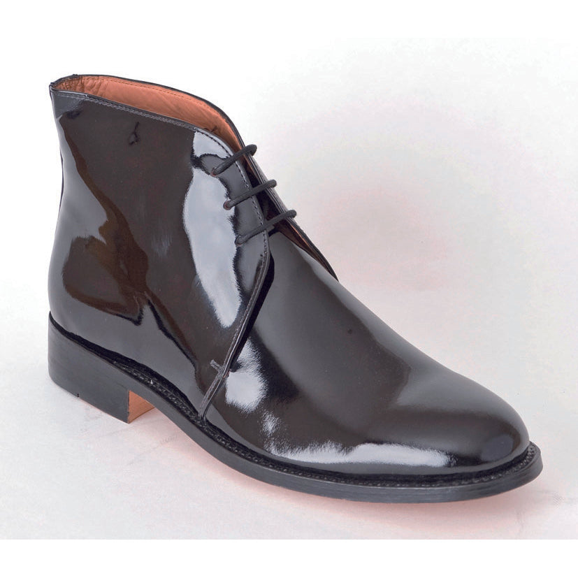 George Boot - Patent leather with box