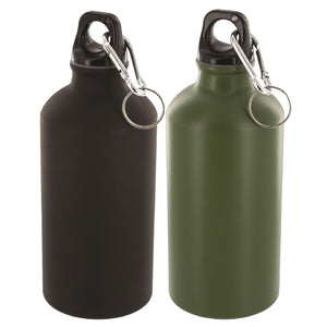 Aluminium Bottle 500ml - Black