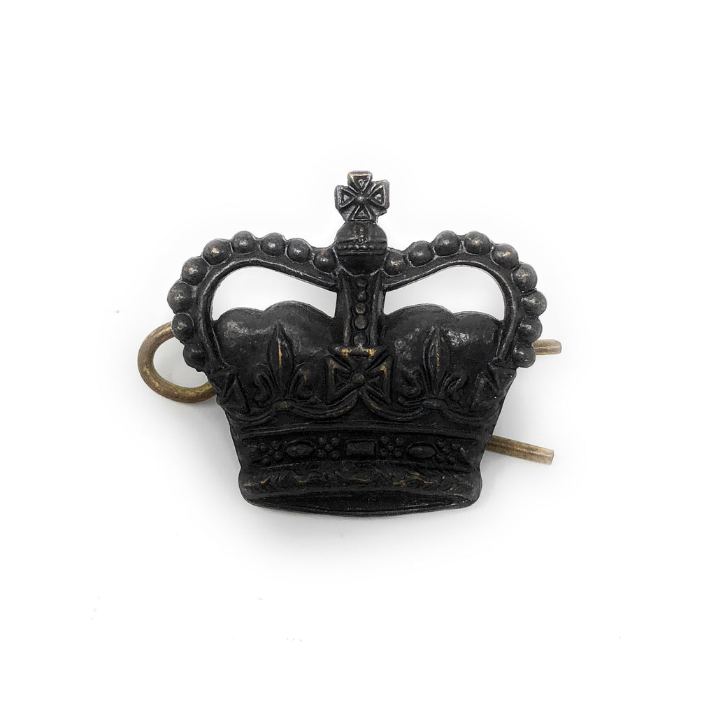 "Eversleigh Crowns 3/4"" - Bronze - Spike & Clutch Fitting"