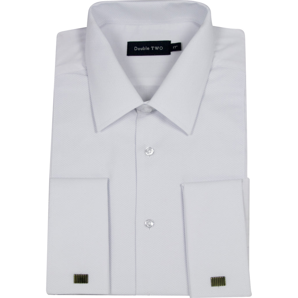 Mess Dress Shirt - White