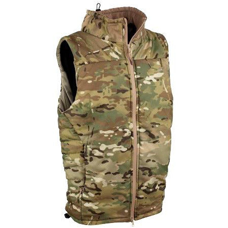 Snugpak SV3 Insulated Vest - Multicam