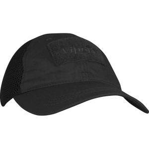 Flexi Fit Baseball Cap - Black