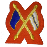 Mess Dress- Qualification Badge - Signaller (X Flags)