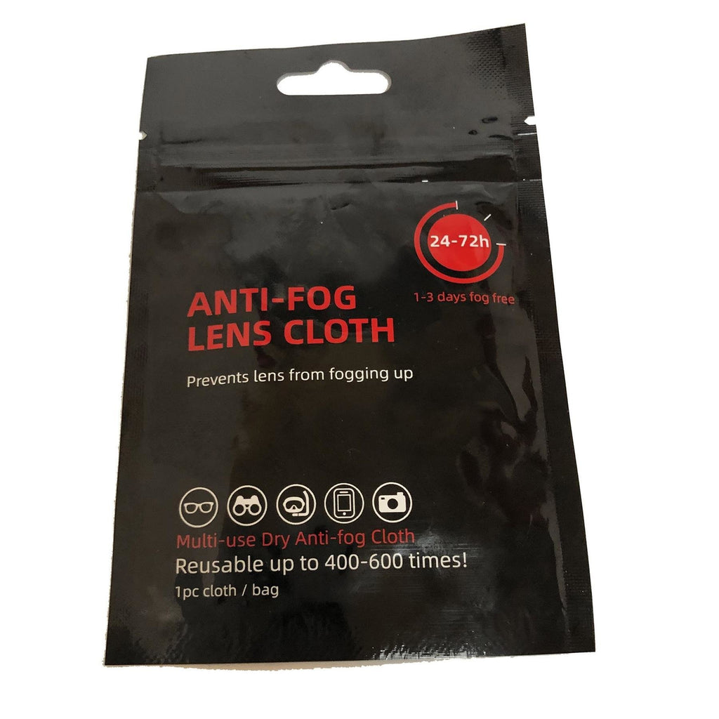 Anti-Fog Wipe - For Goggles and Glasses