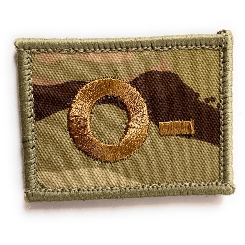 Embroidered MTP Blood Patch