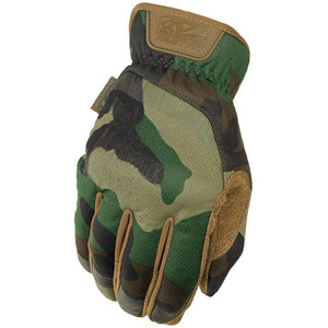 Mechanix Wear Fastfit Woodland Camo