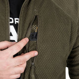 Helikon-Tex Alpha Tactical Jacket Grid Fleece Jacket Helikon-Tex - Military Direct