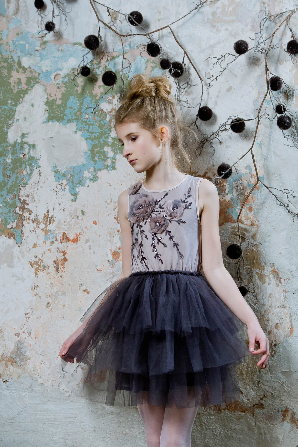 Tutu Du Monde Midnight Shadow Tutu Dress