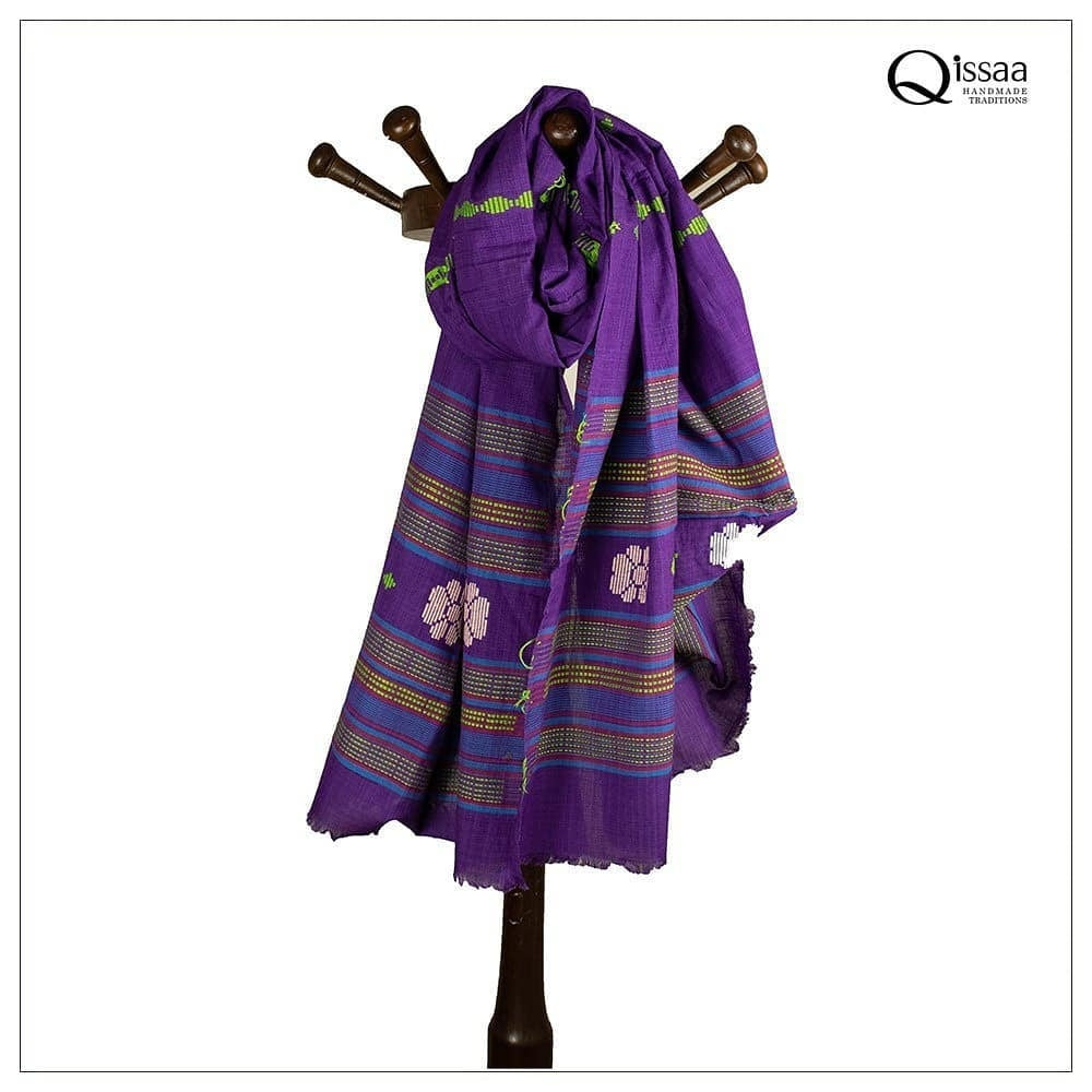 Dupatta / Long Scarf Tribal
