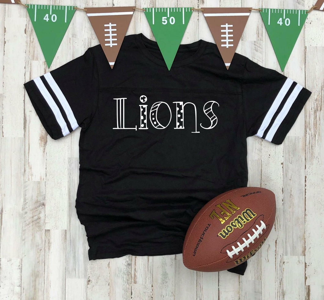 Lions Transfers
