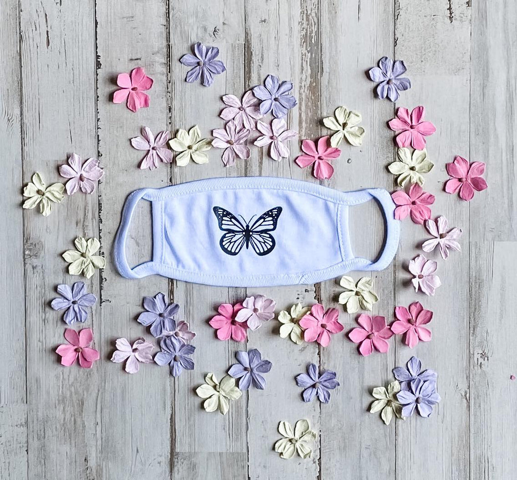 Butterfly Kids Mask DROPSHIP