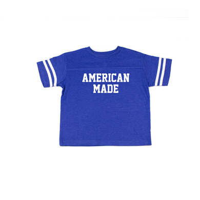 American Made Boys Jersey Tee