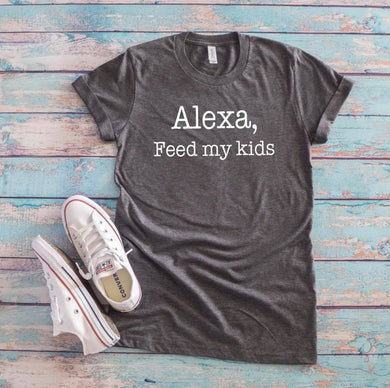 Alexa/Kids (Deep Heather)