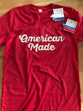American Made (Red)
