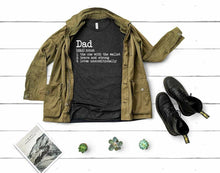 Load image into Gallery viewer, Dad Definition Tee