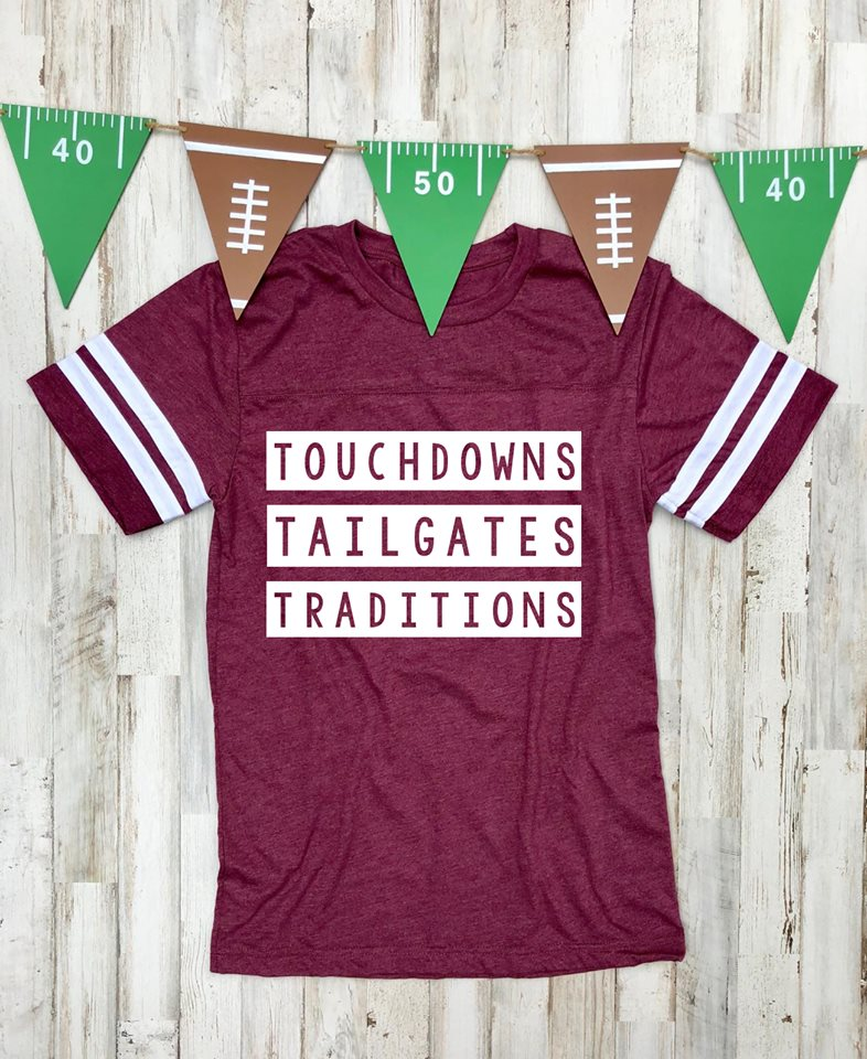 Touchdowns Tailgates Traditions