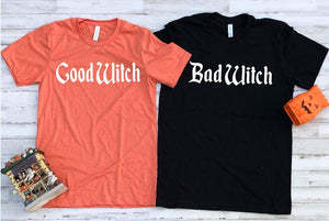 Good/Bad Witch Transfers