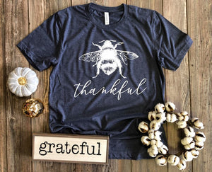 Bee Thankful Transfers