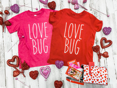 Love Bug Kids Tee DROPSHIP