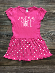 Vacay Mode Toddler DROPSHIP