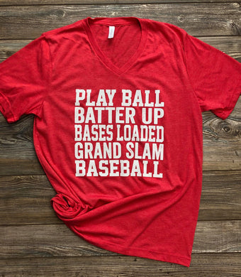 Baseball Phrases Transfers