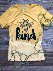 Bee Kind (Distressed) DROPSHIP