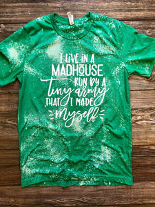 Madhouse Tee (Distressed)