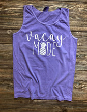 Load image into Gallery viewer, Vacay Mode Comfort Colors Tank