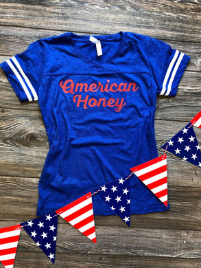 American Honey Jersey Tee DROPSHIP