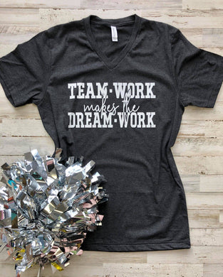 Team Work Makes The Dream Work Transfers