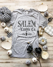 Load image into Gallery viewer, Salem Candle Co Tee