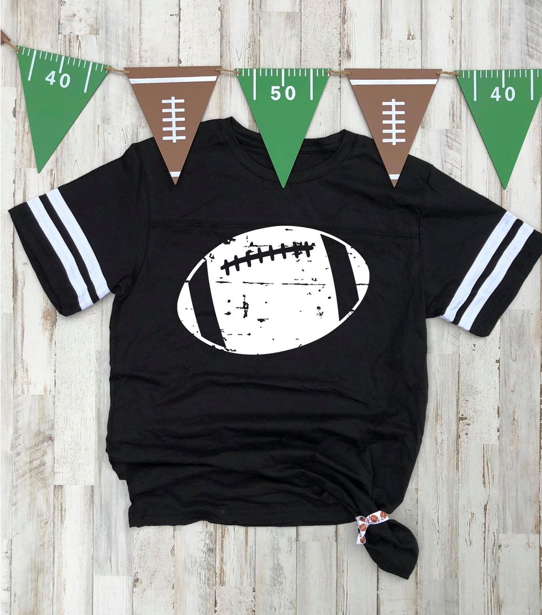 Distressed Football DROPSHIP