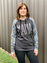 Load image into Gallery viewer, MAMA (Camo Hoodie)
