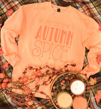 Load image into Gallery viewer, Autumn Spice