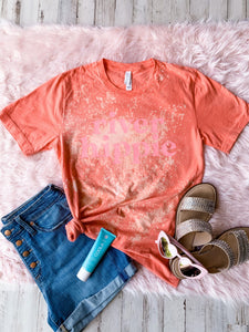 River Hippie (Coral Distressed) DROPSHIP