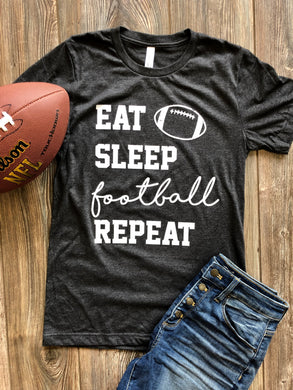 Eat Sleep Football Repeat Transfers
