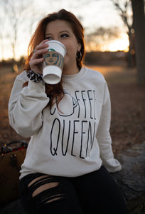 Coffee Queen Transfers