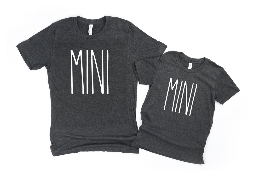 Mini Tee (Baby) DROPSHIP