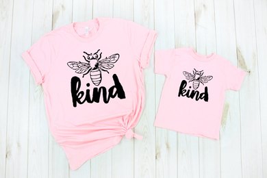 Bee Kind Mommy Tee