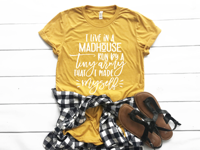 Madhouse Tee