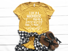 Load image into Gallery viewer, Madhouse Tee DROPSHIP