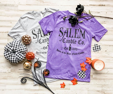 Salem Candle Co Transfers